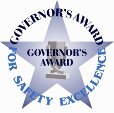 Governor's Award for Safety and Excellence
